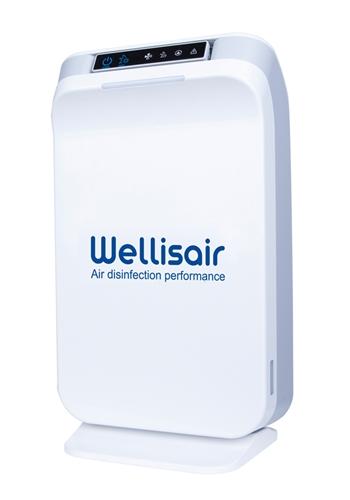 Luft- und Oberflächendesinfektionsgerät Wellisair