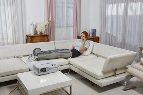 Lymphdrainagegerät-12Kammern-Heimgerät