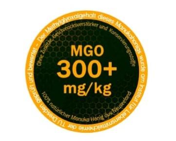 Manuka Honig Label