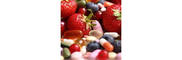 Nahrungsergänzung - Körper