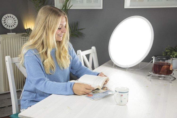 Vollspektrumlampen und Leuchtmittel