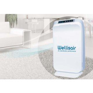 Wellisair Desinfektionsgerät für Luft & Oberflächen inkl. Kartusche