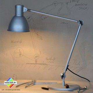 LED Tischleuchte Classico A | Vollspektrumlicht | 12 Watt