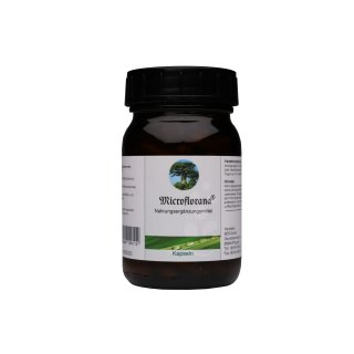 Vegane Microflorana® Kapseln