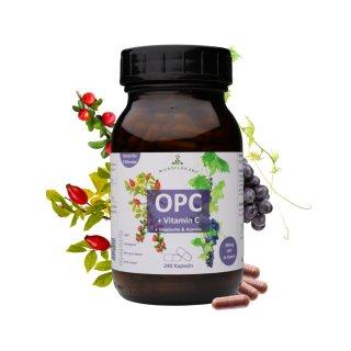 OPC Kapseln & Vitamin C   240Stk.