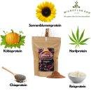 Choco Qi® Vegan Proteinpulver Schokolade