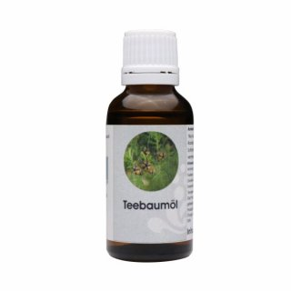 Teebaumöl | flüssig zur äußeren Anwendung | vegan