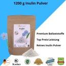 Inulin Pulver zum Trinken & Essen   vegan