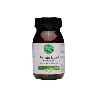 Formula Basic® Bitterkräuter Kapseln | vegan
