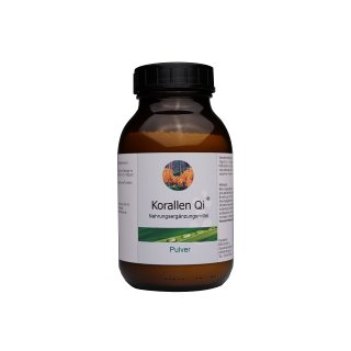 Korallen Qi® Kapseln | vegan