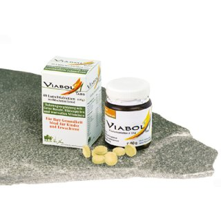 Viabol-Tabs - Vitalstoffkonzentrat