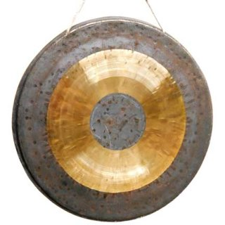 Gong mit Rand