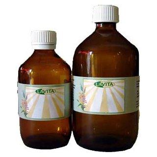 Avocadoöl, grün, kaltgepreßt - 1 Liter