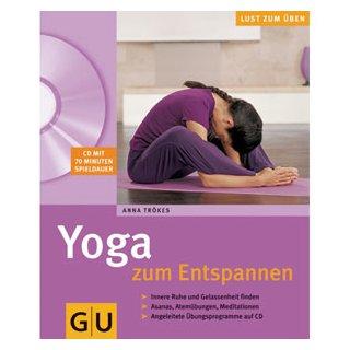 """Buch """"Yoga zum Entspannen"""""""