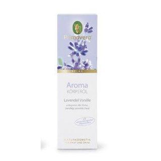 Kosmetik Lavendel Vanille - Körperöl 100 ml
