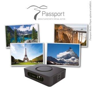 Passport-Media-Player inkl. 6 Videos
